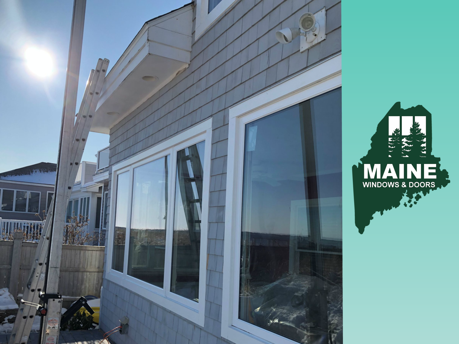 Window Installation in Portland Maine
